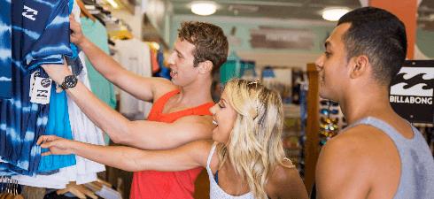 Adventure Island Island Surf Shop