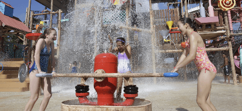 Splash Attack Adventure Island water park