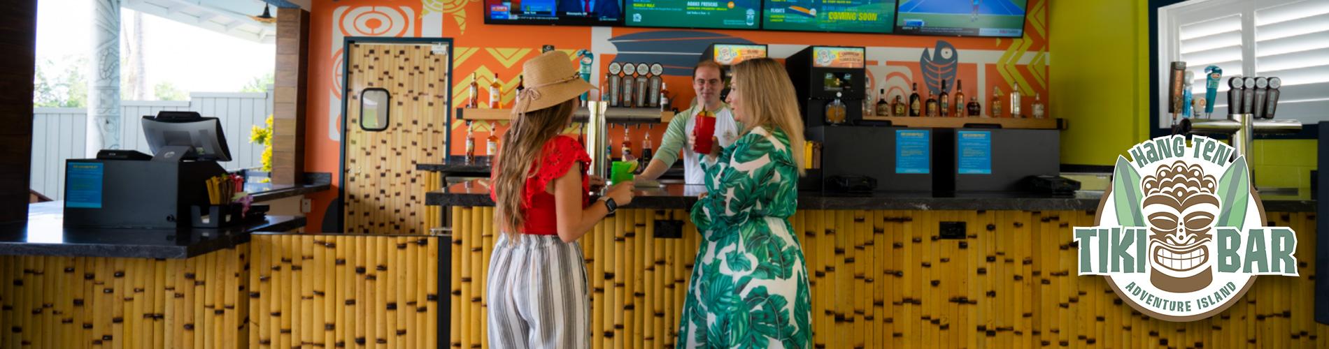 Hang Ten Tiki Bar