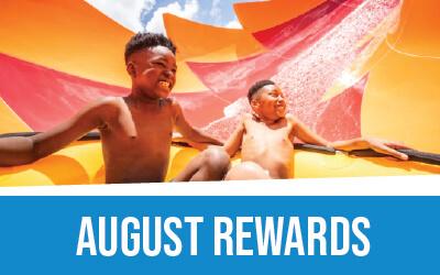 August Rewards