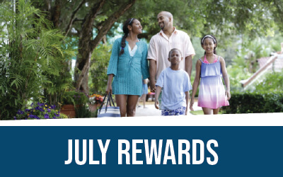 July Rewards