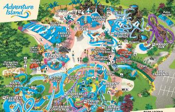 AI Park Map
