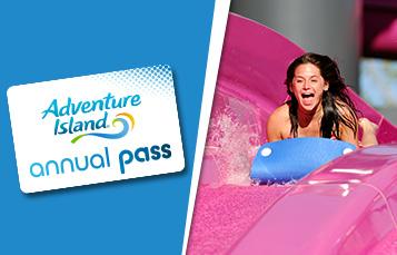 Adventure Island Annual Pass