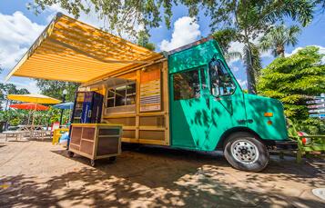 Island Taco Truck at Adventure Island