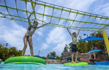 Paradise Lagoon at Busch Gardens Tampa Bay