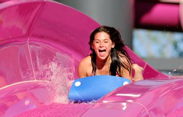 Riptide Slide at Adventure Island Tampa Bay