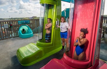 Vanish Point at Adventure Island Tampa Bay