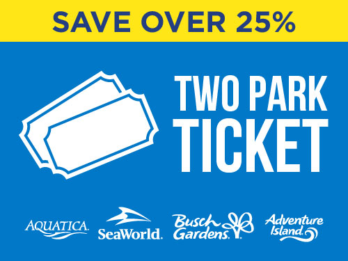 Save Over 25% On Two Park Tickets Adventure Island Tampa Bay