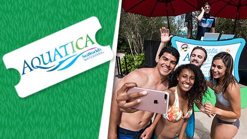 Aquatica San Diego Single Park Tickets