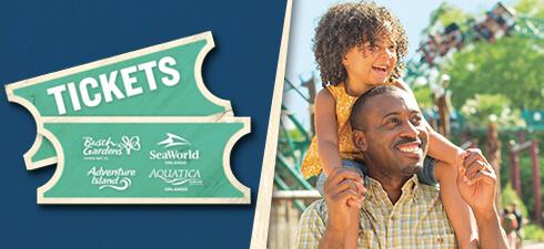 Buy Tickets to Busch Gardens Tampa Bay