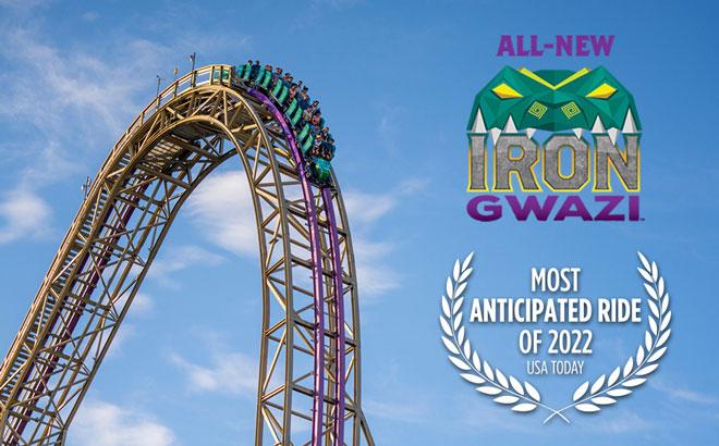 Iron Gwazi - Opening March 2022