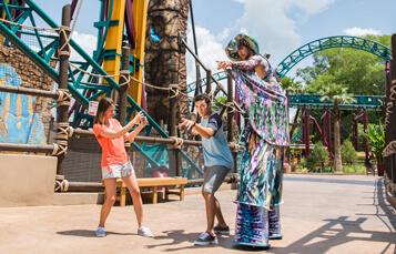 Experience Busch Gardens Tampa Bay