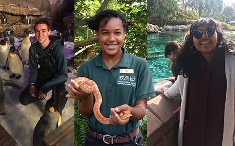 2019 Youth Advisory Council for SeaWorld Parks Entertainment