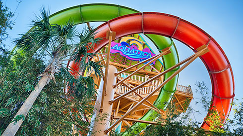 Aquatica in Orlando Florida