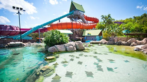Aquatica in San Antonio Texas