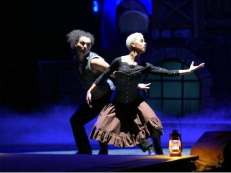 Monster Stomp Dancers