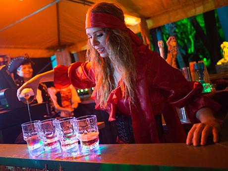 Pirate Bartenders