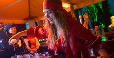 Pirate Bartender