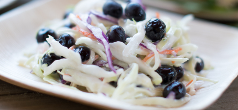 Tropical Slaw Recipe