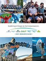 SeaWorld Parks and Resort Resource Guide Cover Art