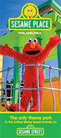 Sesame Place Brochure Cover