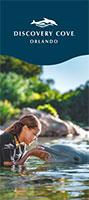 Discovery Cove Orlando Brochure Cover