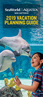 SeaWorld San Antonio Brochure Cover