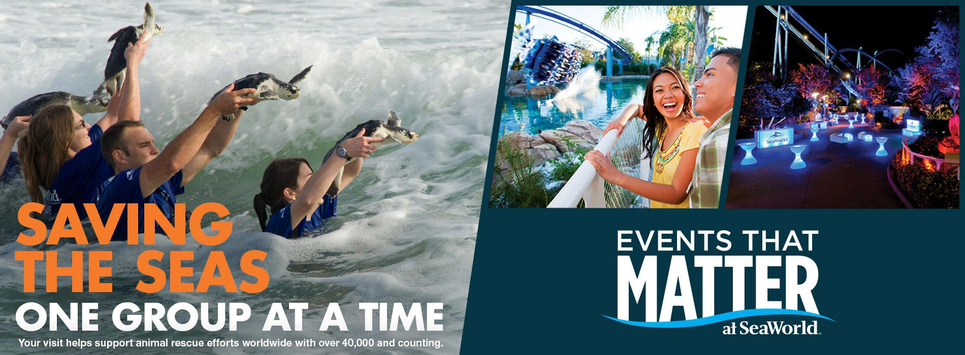 Events That Matter at SeaWorld
