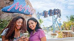 Ride Manta at SeaWorld Orlando