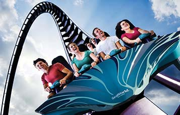 Mako, Orlando's Tallest, Fastest and Longest Coaster