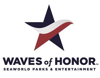 Waves of Honor Logo