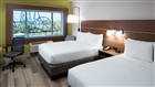 Holiday Inn Express and Suites Orlando Queen Beds