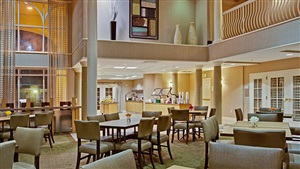 LaQuinta Inn and Suites Orlando Lounge