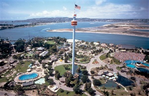 SeaWorld Aerial View