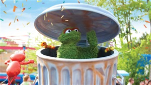Sesame Street Party Parade - Oscar the Grouch