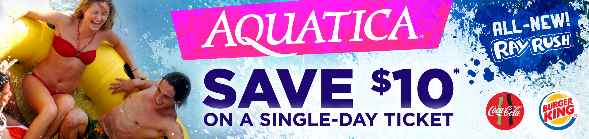 Save $10 on a single day ticket