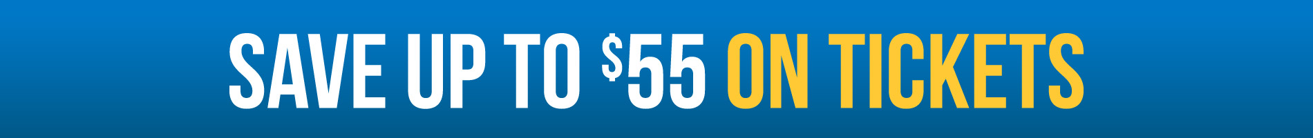 Save up to $50 on tickets when you buy online. Reservations Required.