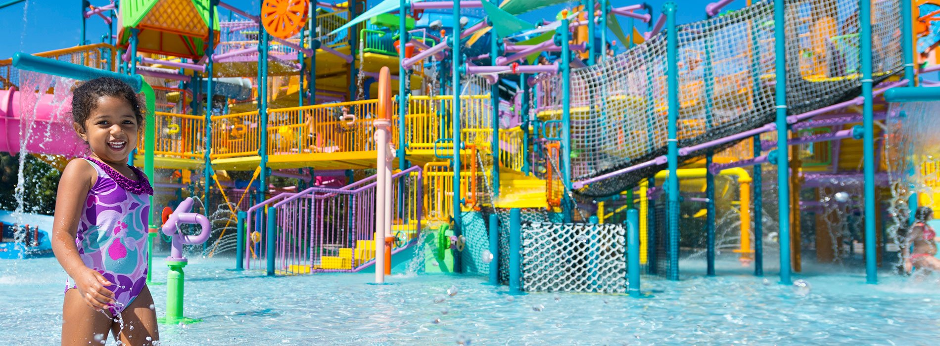 Kid Friendly Areas around Aquatica Orlando