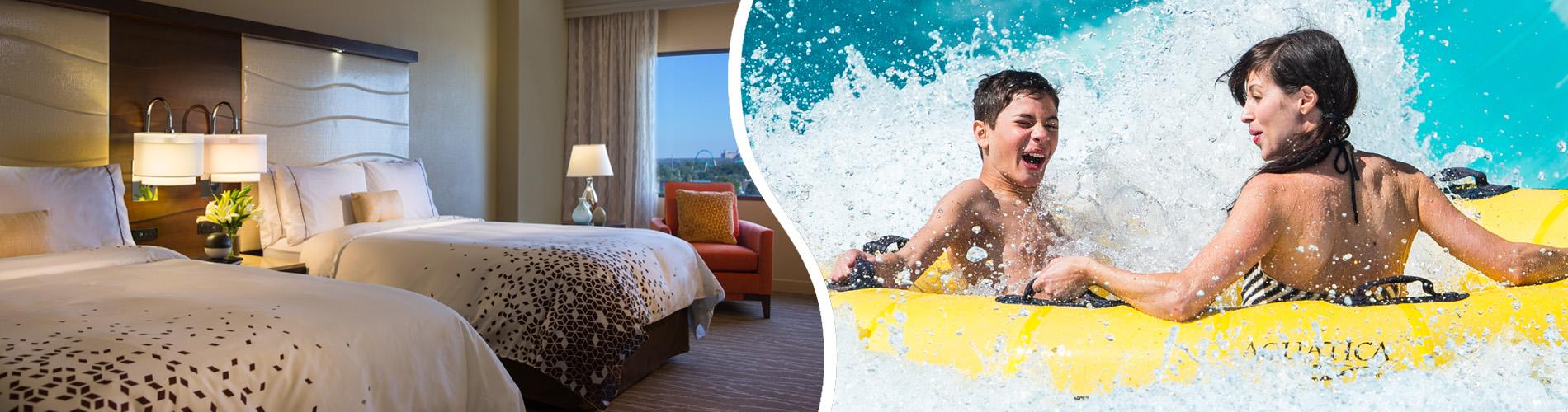 Vacation Packages at Aquatica Orlando