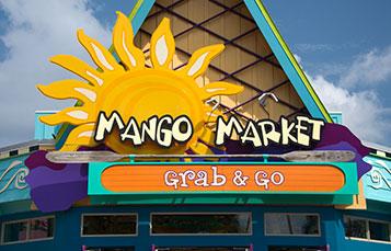 Aquatica Orlando Mango Market