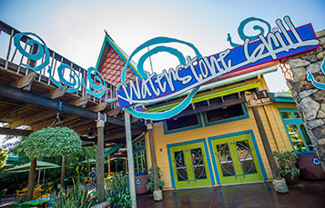 Waterfront Grill at Aquatica Orlando