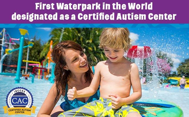 Aquatica Orlando is a Certified Autism Center