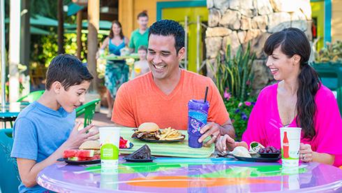 Aquatica Orlando Allergen Information
