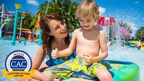 Aquatica Orlando Certified Autism Center