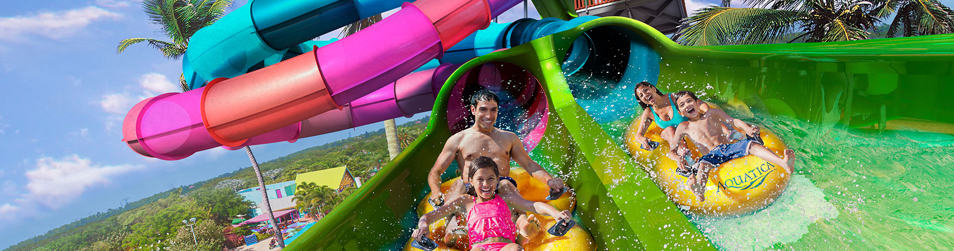 Riptide Race Coming Soon to Aquatica Orlando Water Park