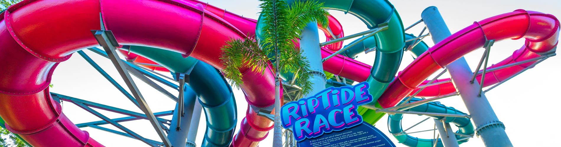 Riptide Race at Aquatica Orlando Now Open