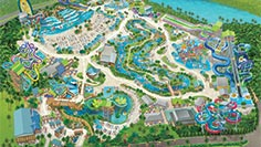 Aquatica Orlando Water Park Map