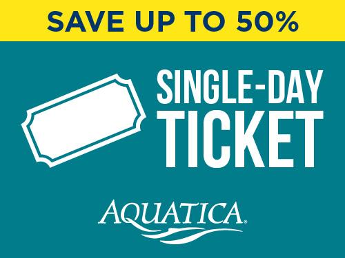 Aquatica Orlando Single-Day Ticket