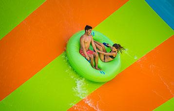 KareKare Curl at Aquatica Orlando