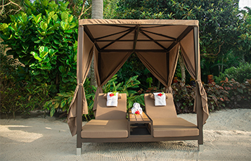 Discovery Cove Day Beds